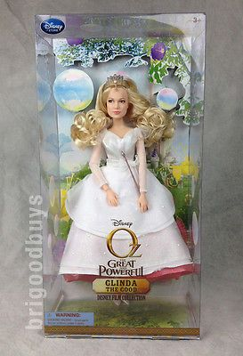 Disney Store Exclusive Glinda The Good Witch Doll Wizard ...