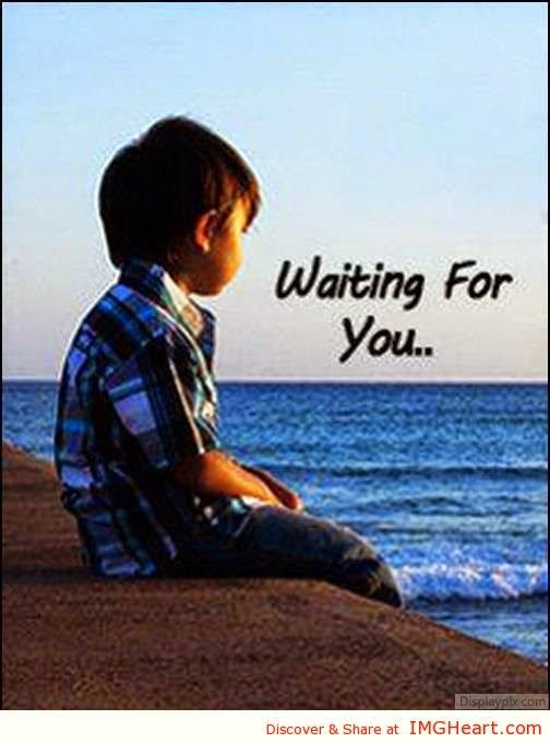 Boy Waiting For Girl Quotes: Sad Alone Boy Dp's