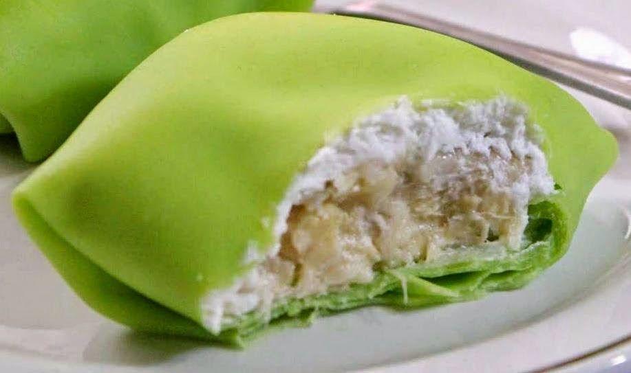 Cara Membuat Pancake Durian Medan Resep Makanan Resep Masakan Resep