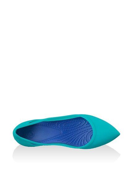 Crocs Ballerina Crocs Rio Flat W su Amazon BuyVIP