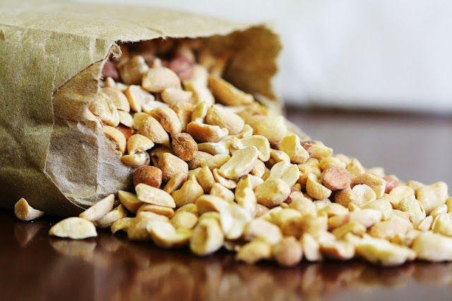 toasted peanuts from Iligan