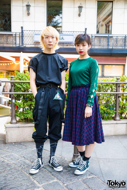 Harajuku Streetwear Looks W Yohji Yamamoto Y 3 Opening Ceremony Tendencies Tshirt Tokyo Life Putih L Yuma Shimazaki