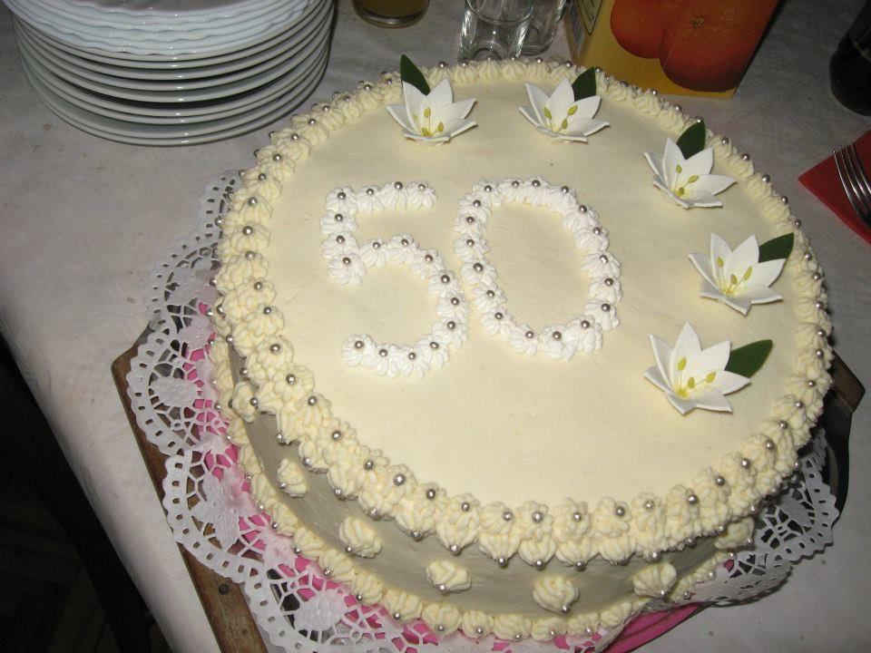 naresci za rođendan Torta za 50 godina braka mojim roditeljima. | My recipes and food  naresci za rođendan