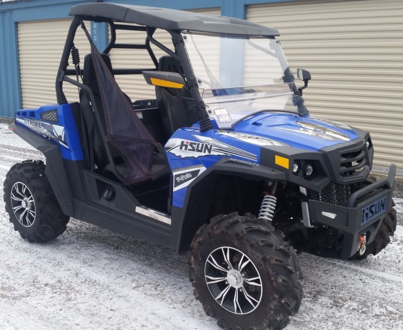 2015 Hisun Strike 1000cc Utv Side By Side Polaris Rzr Clone Can Am Commander Can Am Commander Polaris Rzr Rzr