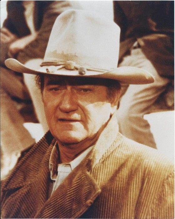 John Wayne dieulois