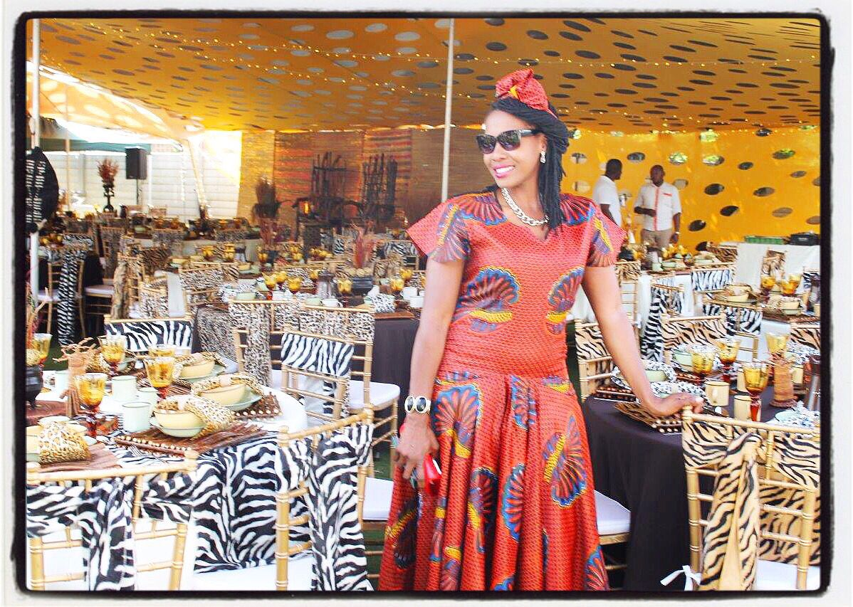 Traditional African Outfits, Traditional African Attire
