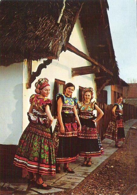 Hongaarse klederdracht