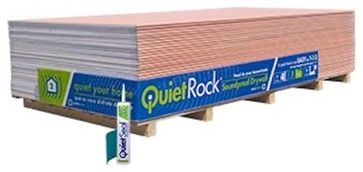 QuietRock Soundproof Drywall - products - quietrock com | Good To