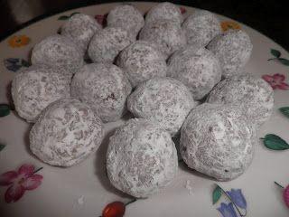 No Bake Pecan Pie Balls