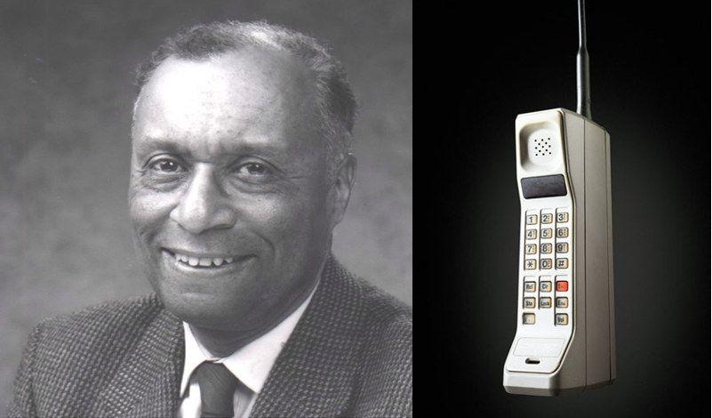 henry t sampson's inventions | Henry T. Sampson inventor del celular
