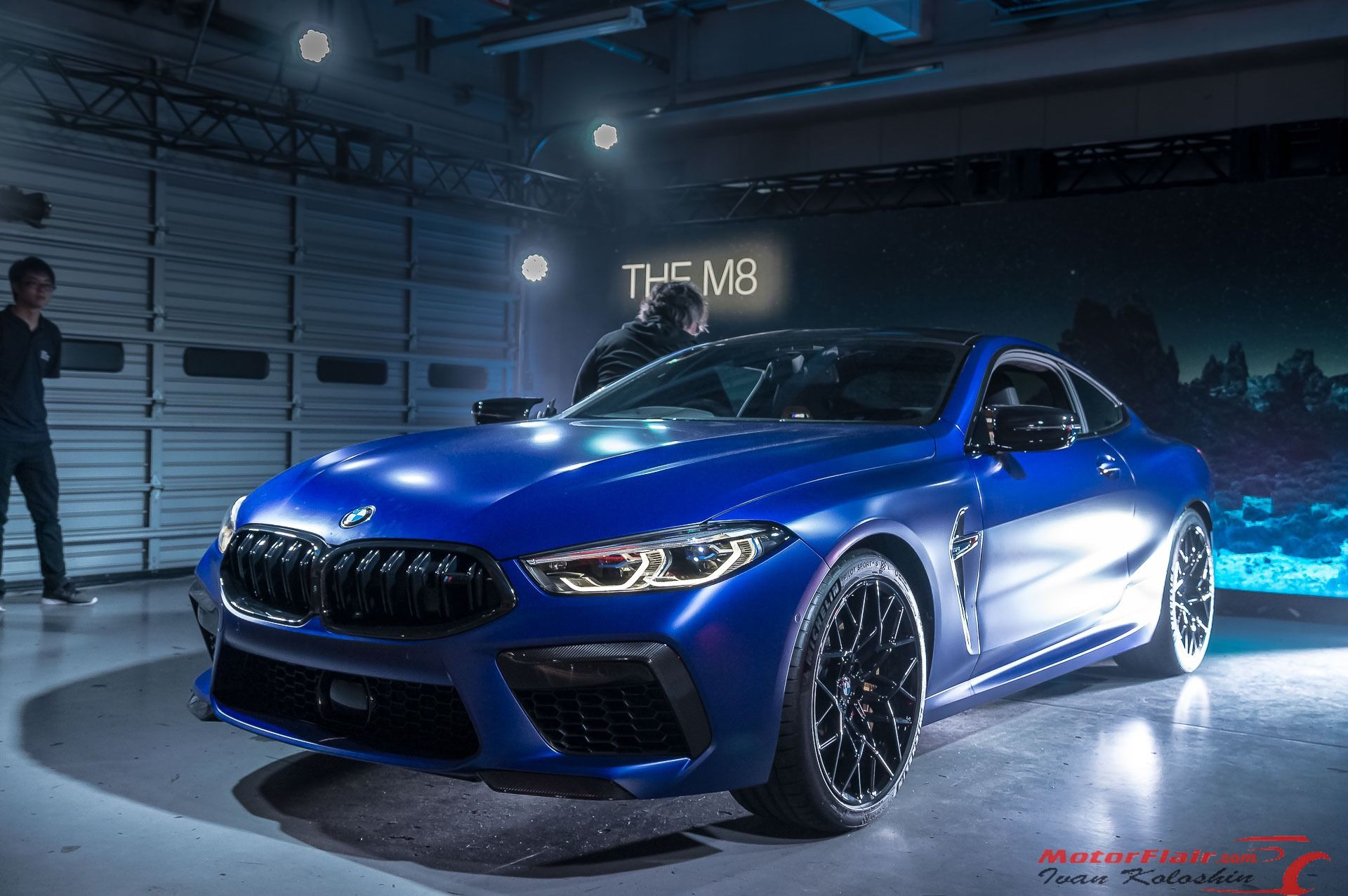 Bmw M8 Competition Gets Unveiled In Japan Bmw New Bmw Japan