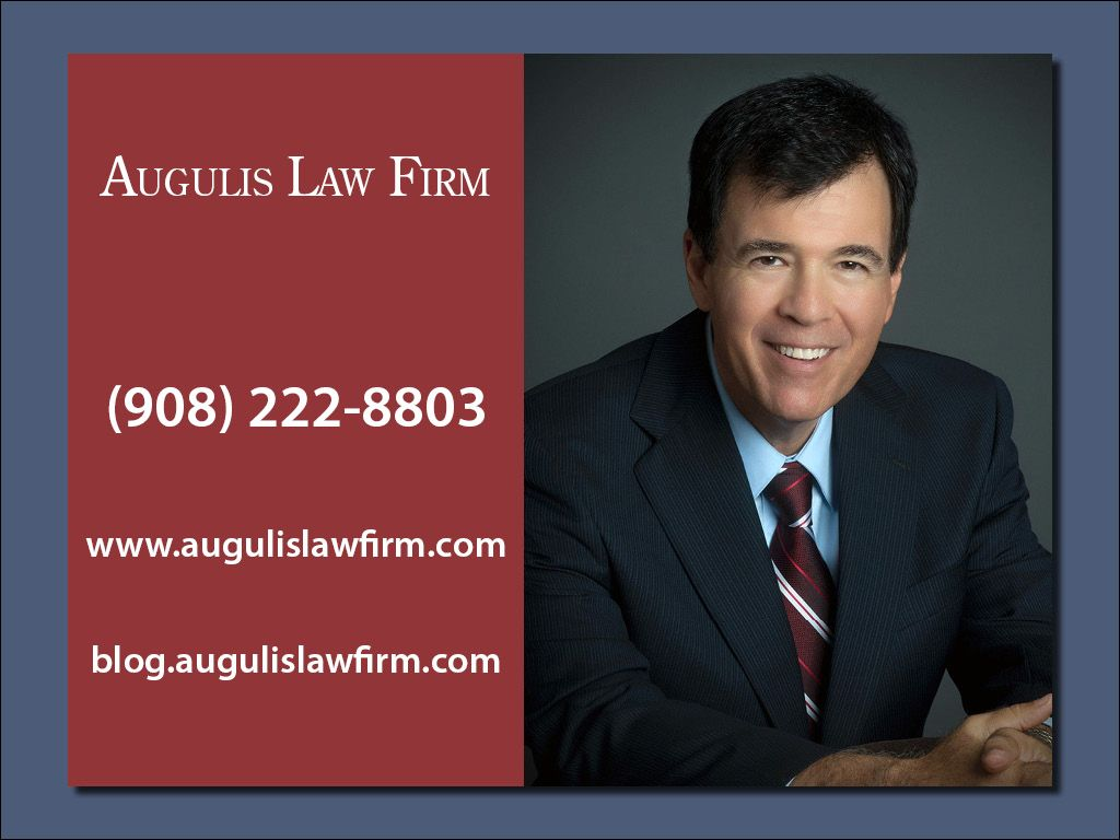 The augulis law firm is the central new jersey resource