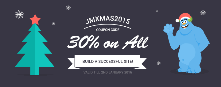 All-Inclusive Xmas and New Year sale!!! Buy Joomla ...