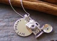 necklace with camera capture life - Google Search