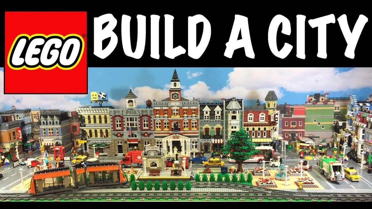 LEGO® City 10 FIGUREN BEREICH CITY STADT