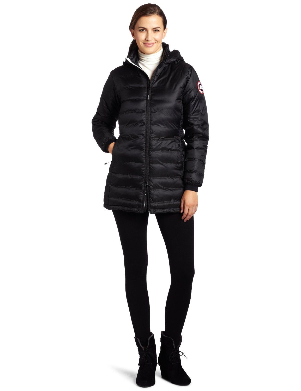 e483a23a35c Canada Goose Womens Camp Hooded Jacket | Clothes I Like | Hooded ...