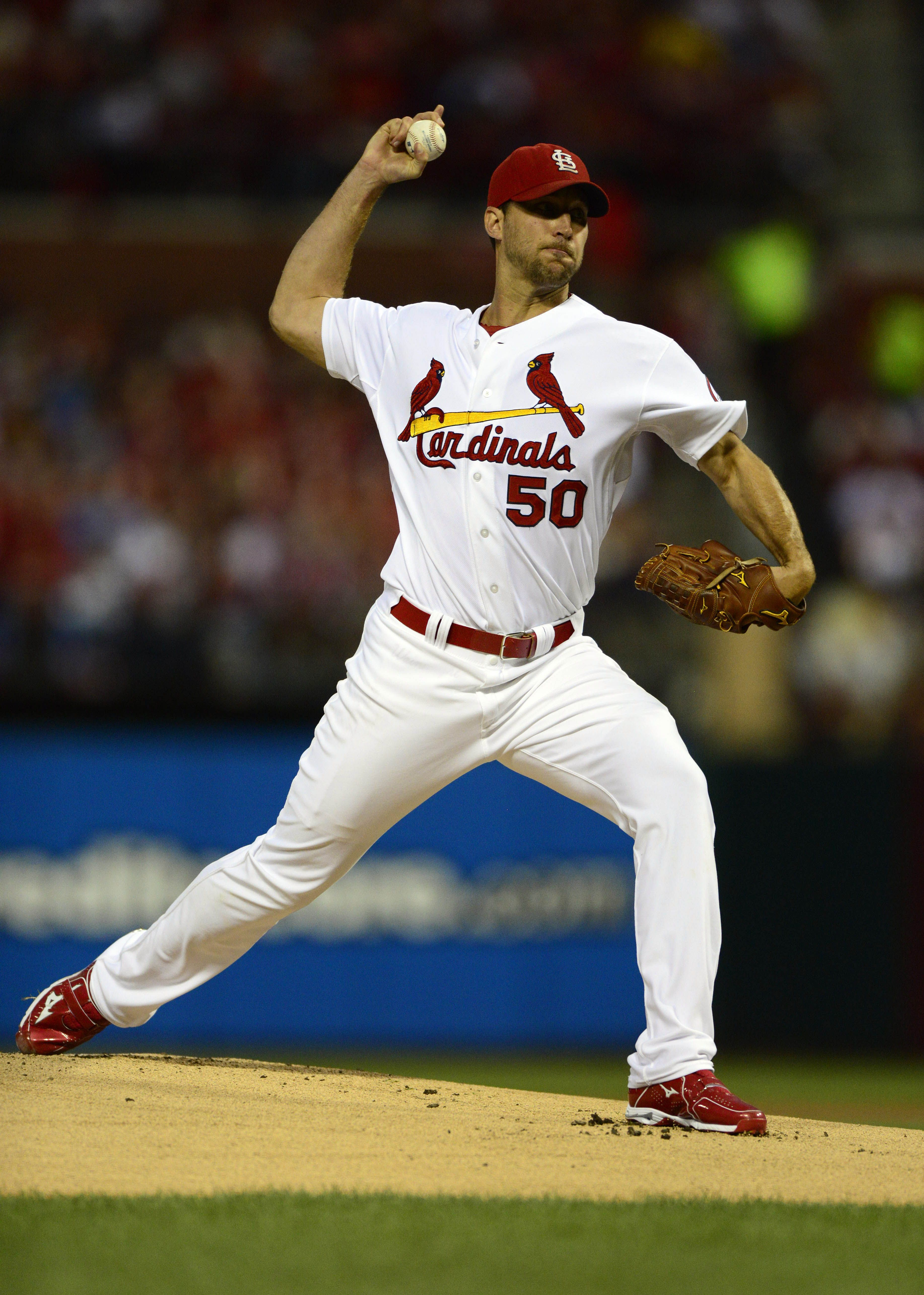 CrowdCam Hot Shot St. Louis Cardinals starting pitcher