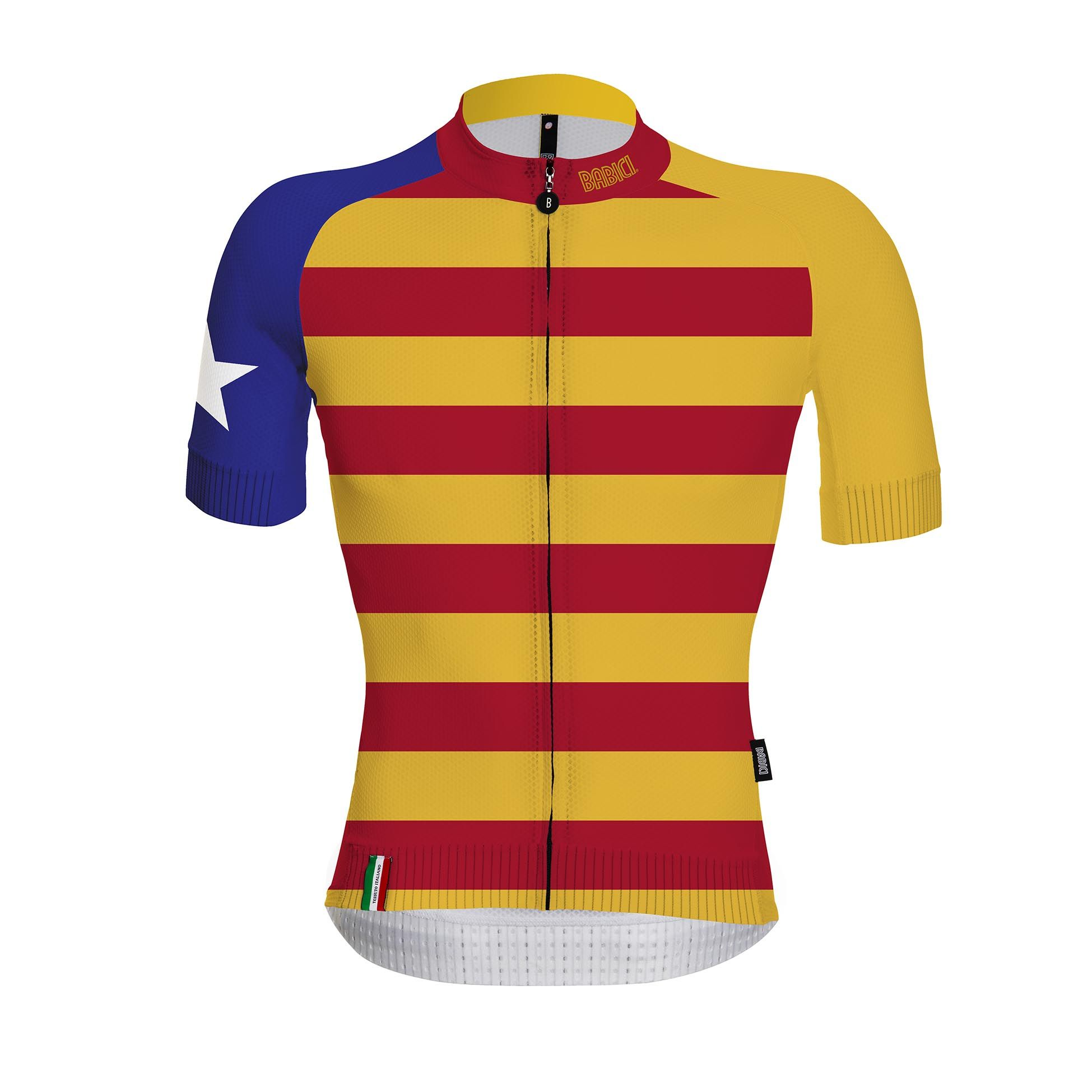 668433c94 Premium Quality Cycling Clothing   Apparel by Babici. Catalonia jersey by  Babici