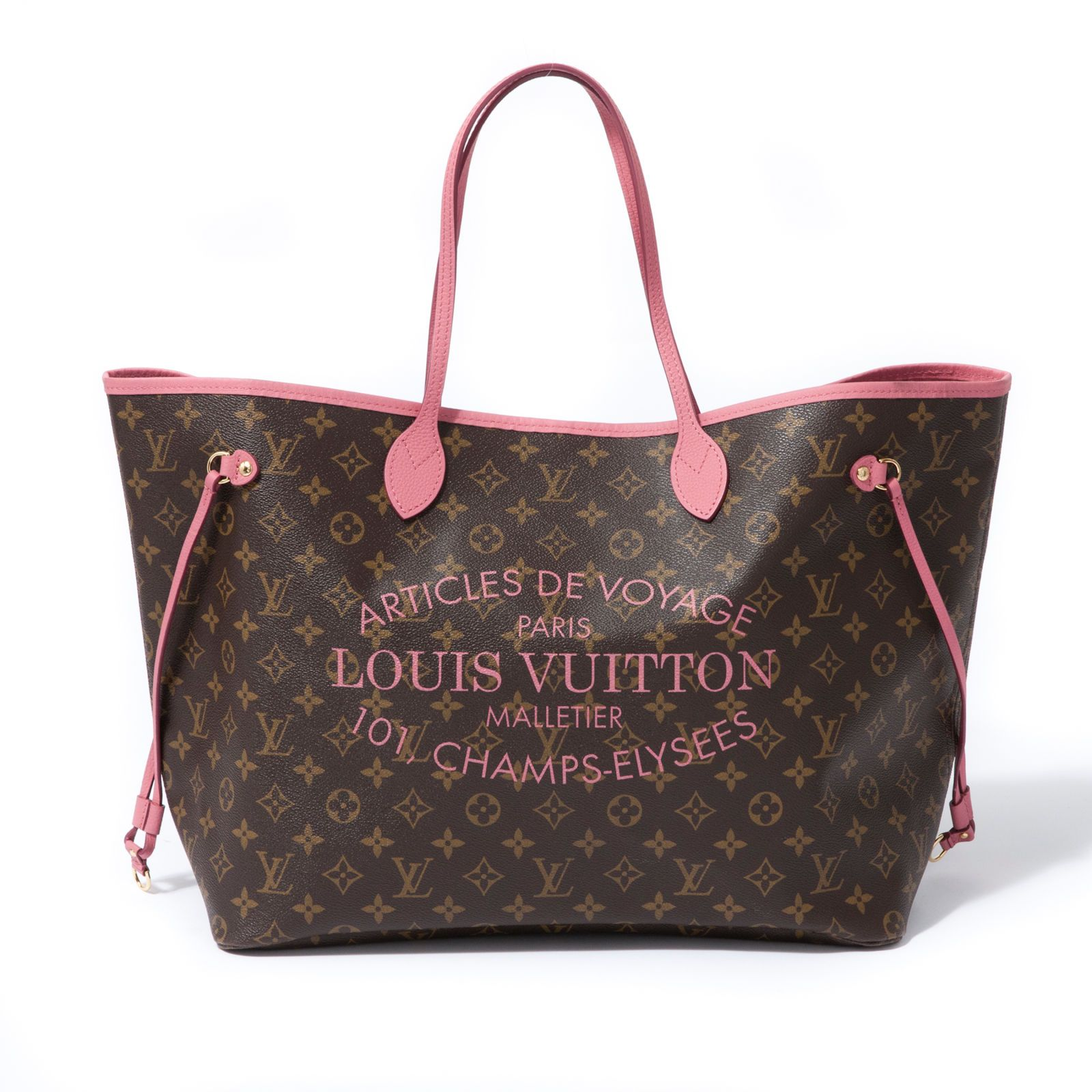 2c39879e40730 Louis Vuitton Neverfull bag Designerskie Torebki