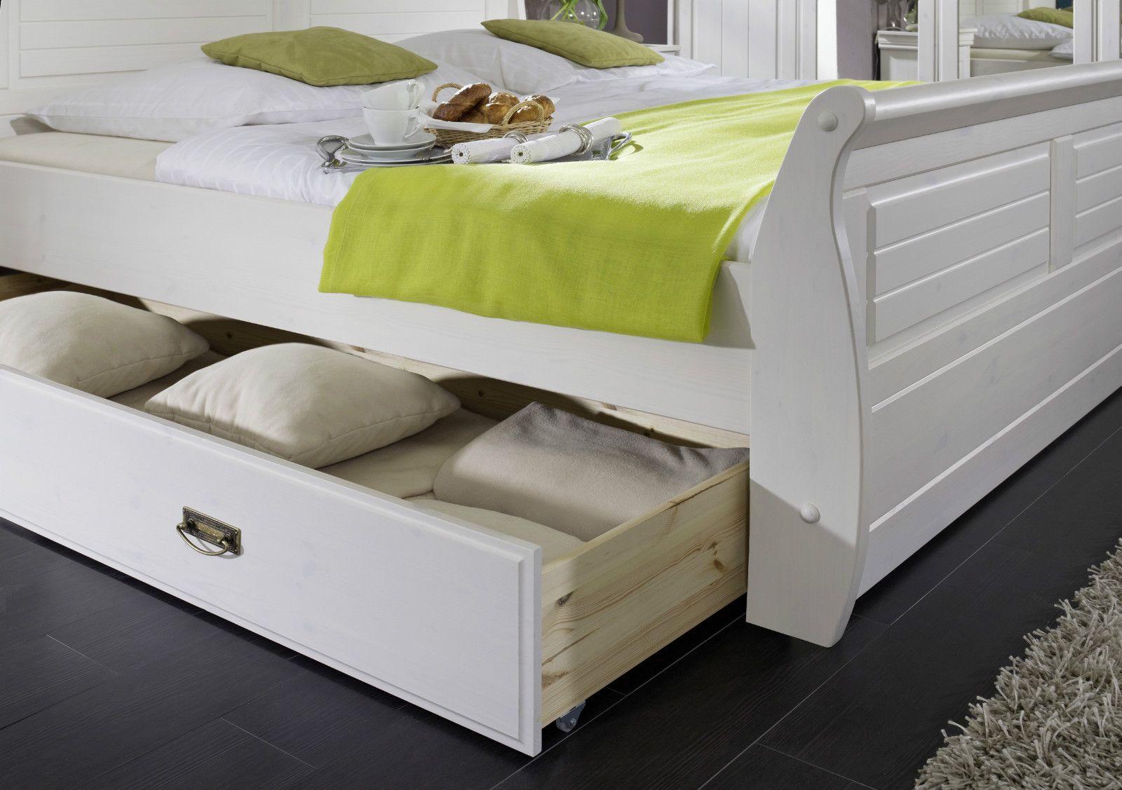 Schlafzimmer Kiefer ~ Bett kiefer massiv gros schlafzimmer ] massive