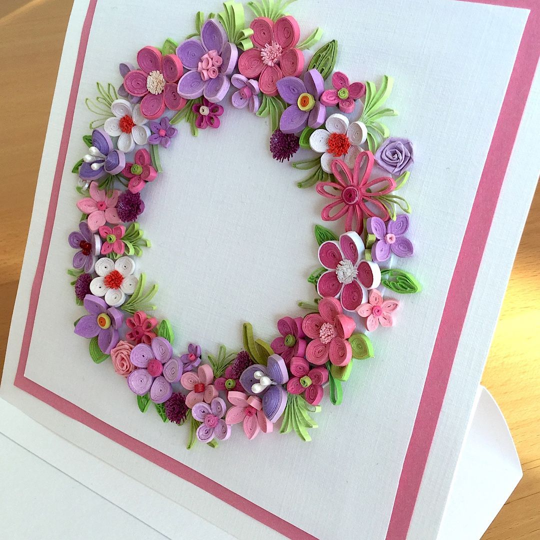 27 Inspiration Picture Of Handmade Craft Ideas Paper Quilling Crafttel Com Paper Quilling Flowers Quilling Designs Paper Quilling Designs