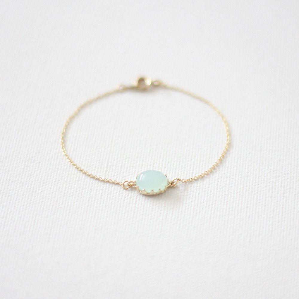Mint bracelet (from elena kovyrzina)