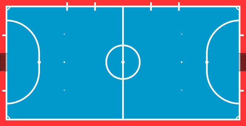 caf3d241f882d Quadra de Futsal