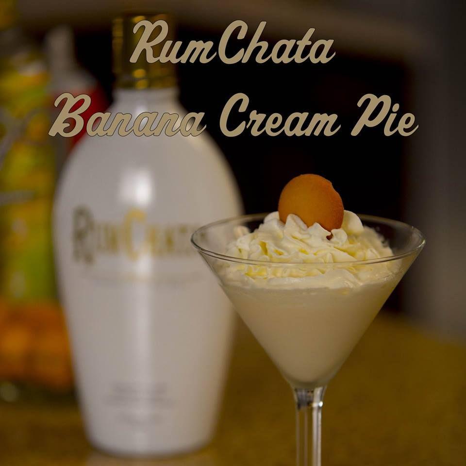 The Rumchata Banana Cream Pie 3 Parts Rumchata 1 Part