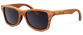 "my TOMS sunglasses no longer interest me. Shwood glasses are the new ""in"""