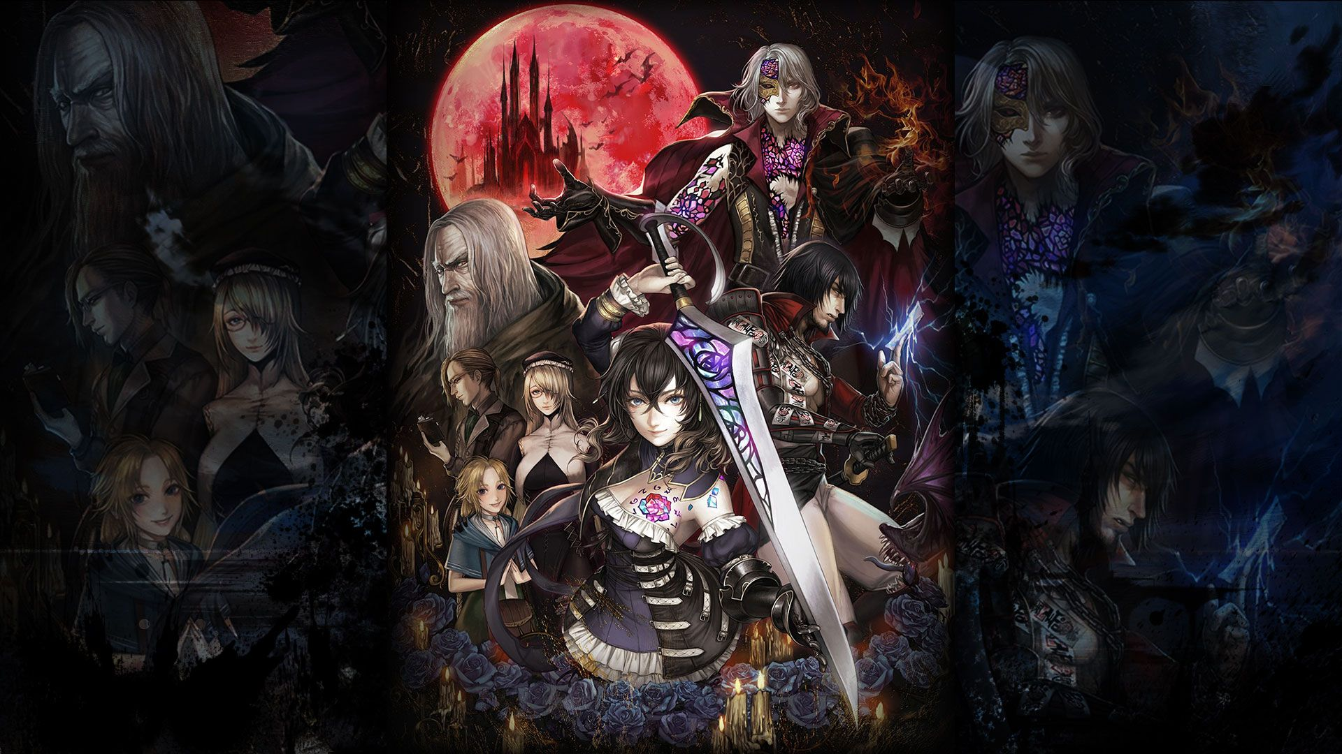 Bloodstained Ritual Of The Night Is A Stylish Thrilling