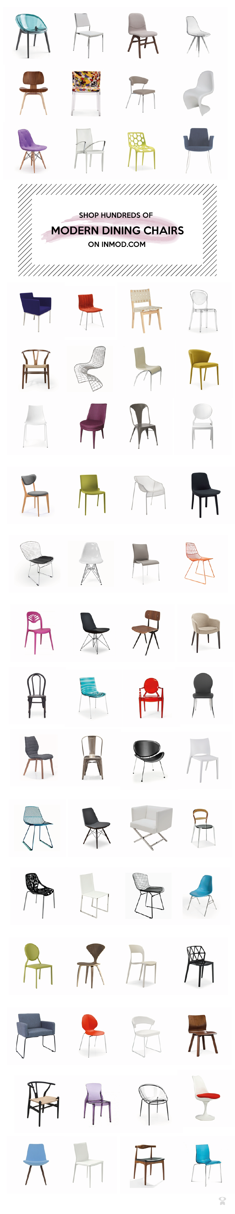 Shop hundreds of modern dining and side chairs for your space on inmod