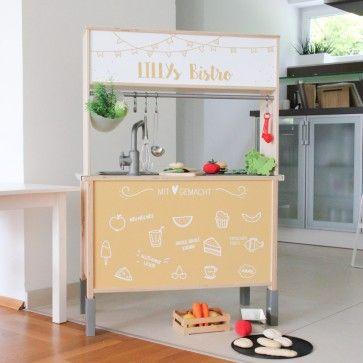 IKEA DUKTIG als Mini-Restaurant Die Kinderküche wird so zum