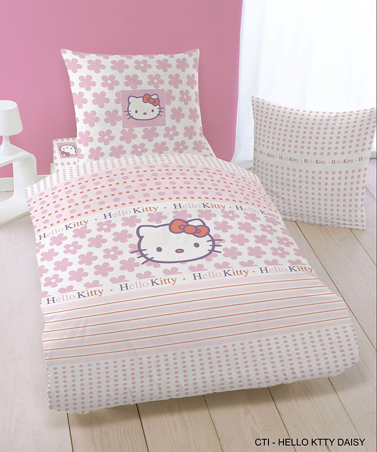 Bettwäsche Hello Kitty Daisy Hello Kitty Bettwäsche In