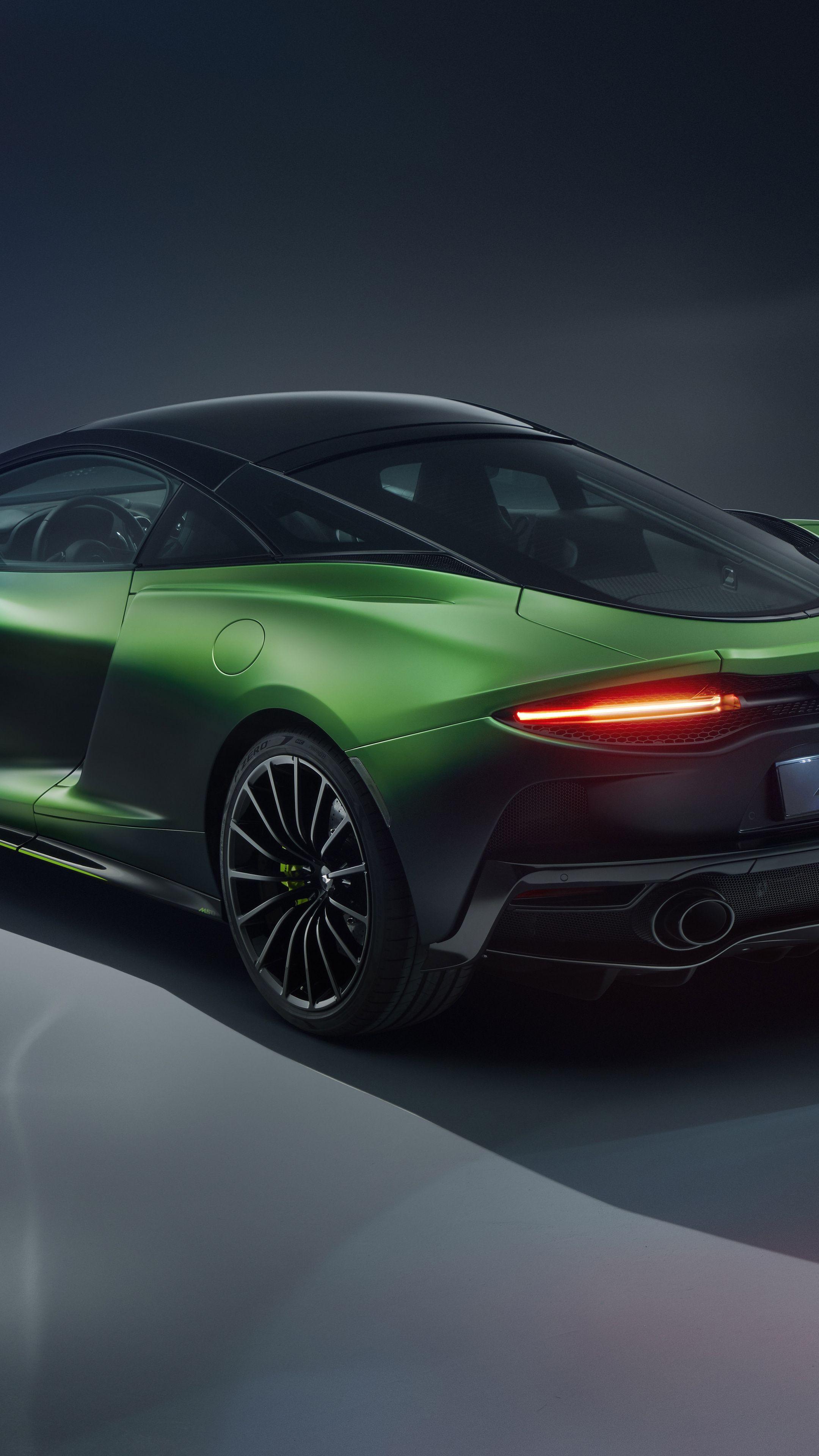 Download Car Green Mclaren Wallpaper For Screen 2160x3840 4k