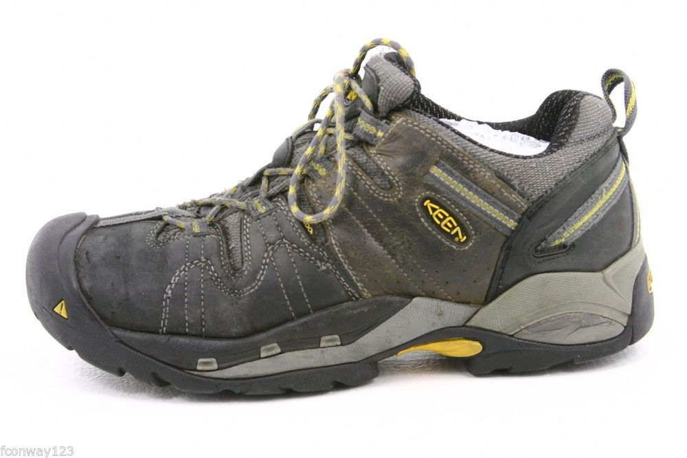 Keen Mens Shoes Size 12 ASTM SAFETY TOE
