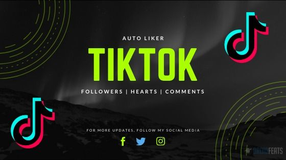 Download TikTok Auto LIKER APK [Free REAL Likes] in 2020