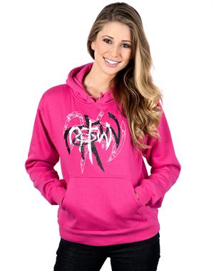 58a70273370 Edgy Grunge Girls Hoodie - Christian Womens Sweatshirts for  19.99 ...