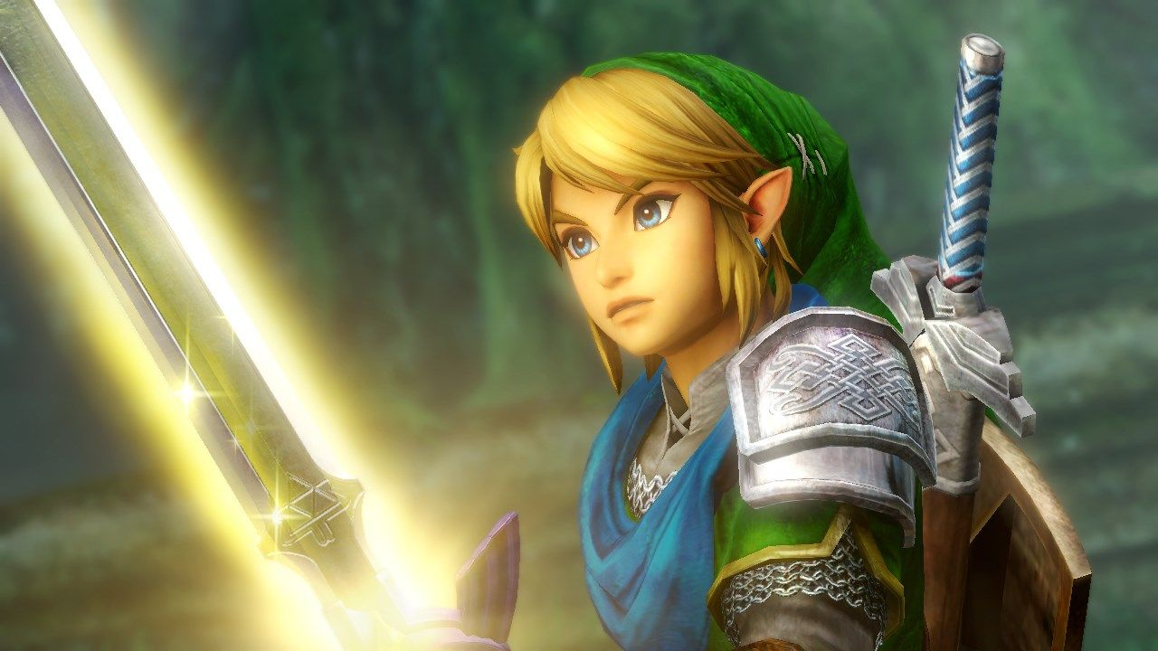 Koei Tecmo Could Be Collaborating With Nintendo On Another Warriors Game For Switch If The Latest Speculation Is To Be Believed On Wii Hyrule Warriors Legend Of Zelda Zelda Hyrule Warriors