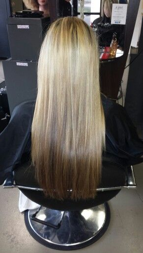 Today, I recieved the most amazing hair service. My hair was treated with a redken steamer accompanied with their new product Diamond Oil.. LADIES, go get this done! Absolutely Amazing!!!