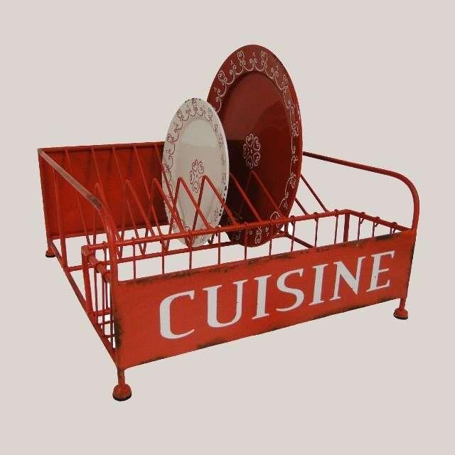Accessoires déco cuisine objets style rétro et campagne chic