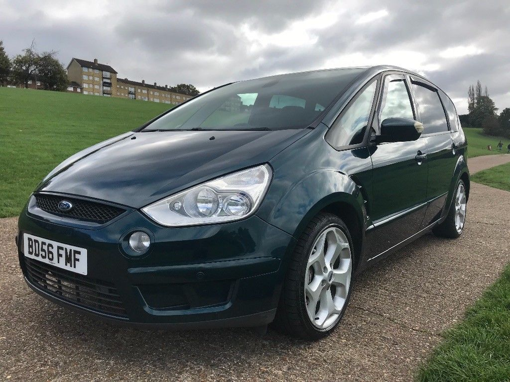 Check Out This Fast Ford Ford S Max 2 5 St Focus St Rs Wheels 7