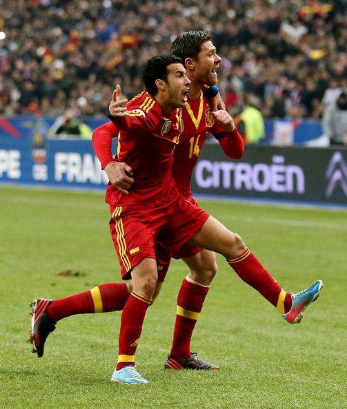 Ignacio Monreal Photos Photos France V Spain Spain National Football Team National Football Teams World Football