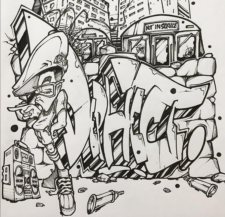 By Davebonzai Graffiti Bonzai Graffiti Drawing Graffiti Wildstyle Graffiti Pictures