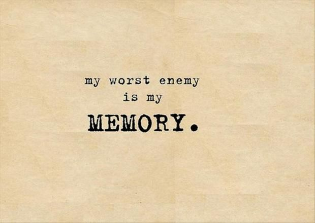 are you losing your memory quiz memories quotes lovers