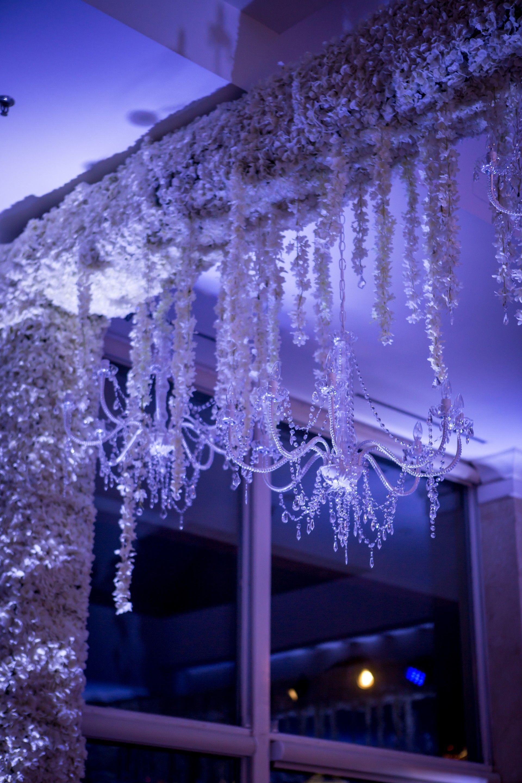 Lighting, Chandelier, Tablescape, Sweet Sixteen, Event Design  Isan Elbas