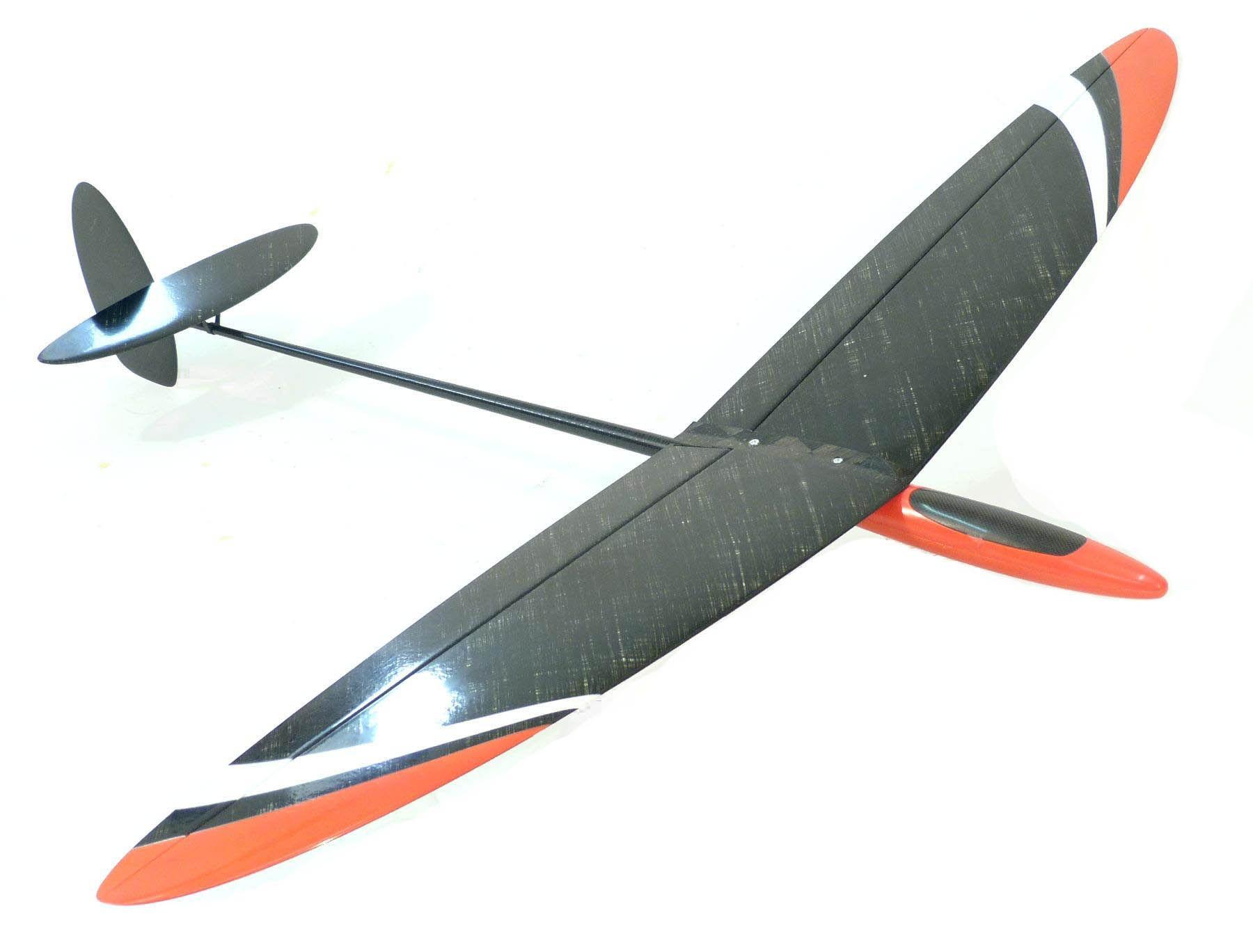 Malibu Pro - RC Models - DLG F3K Hand Launch | Model
