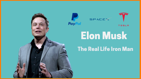 Elon Musk The Real Life Iron Man In 2020 Elon Musk Startup Stories Real Life