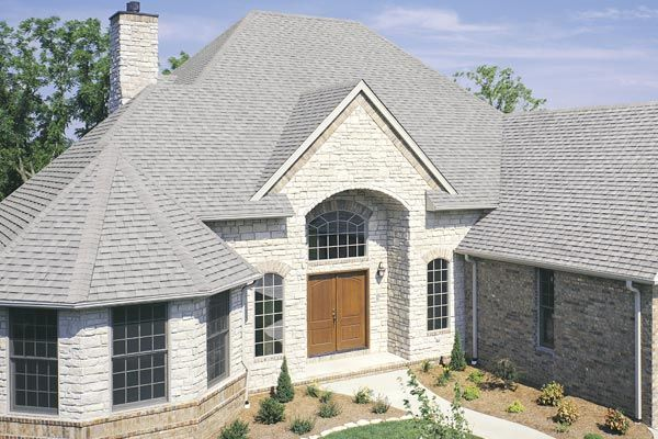 Best Tamco Heritage Glacier White Architectural Shingle Upon 640 x 480
