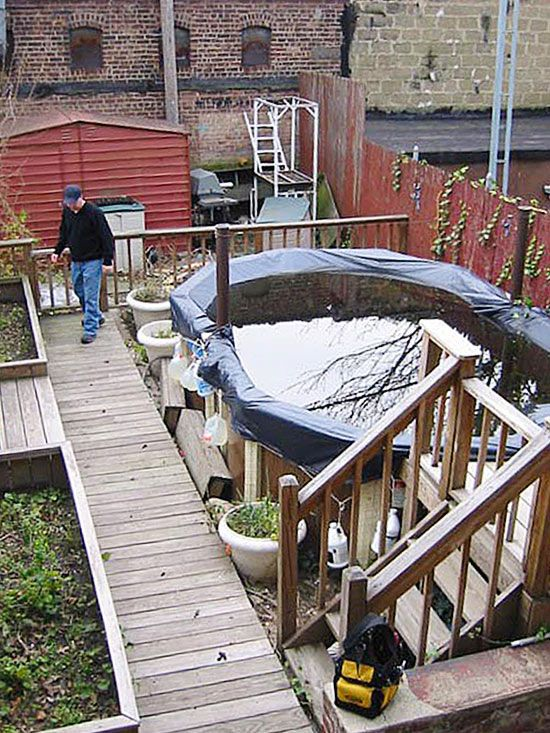 Before and After Deck Makeovers Decking, Backyard and Room