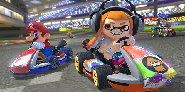 interaktive kart FIFA 18 und Mario Kart 8 Deluxe erhalten den BIU Sales Award: Der  interaktive kart
